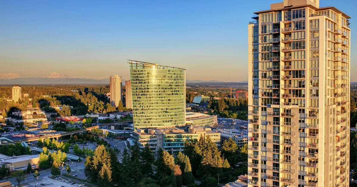 Best areas to rent in Vancouver - Surrey | International Student Housing
