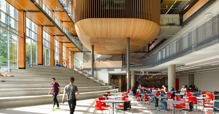 ubc nest, campus life, res, vancouver