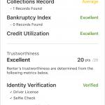 screen potential tenants using Liv Score