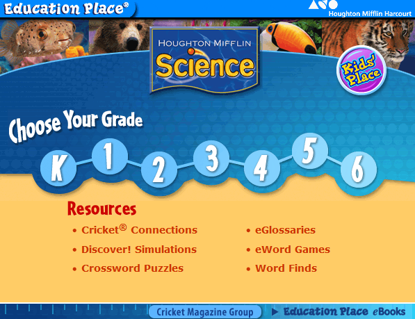 Houghton Mifflin Science