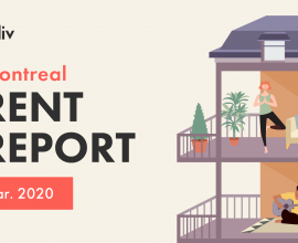 Montreal Rent Report March 2020