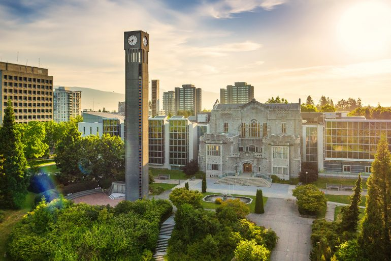 UBC 公寓出租