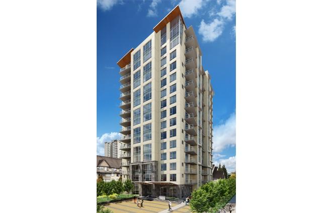 Concert Properties出租公寓 UBC Axis