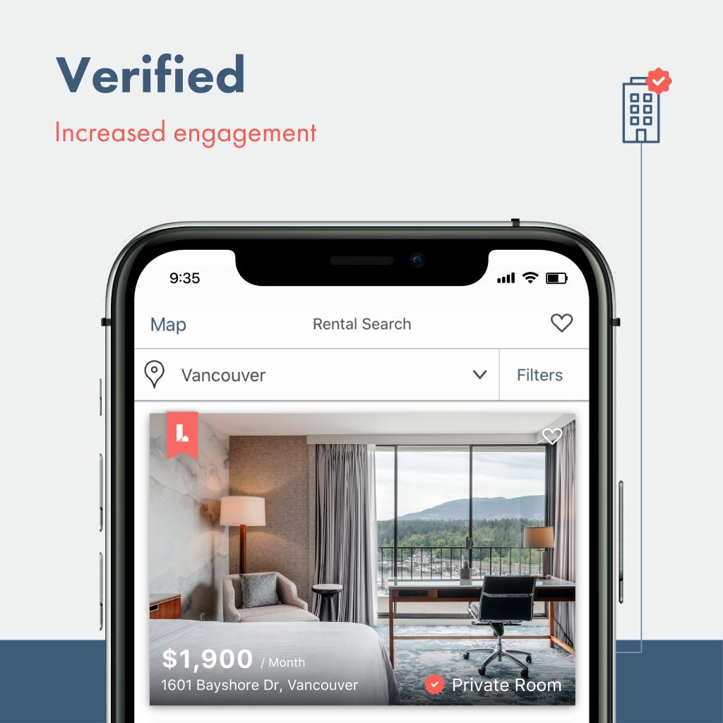 liv.rent verified listing