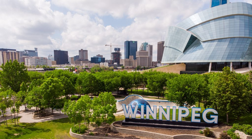 moving to winnipeg