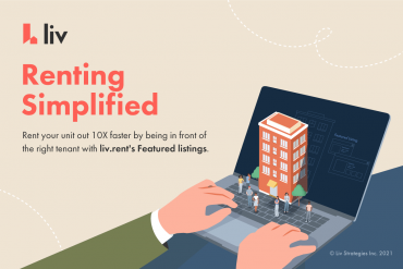 liv rent's featured listings help landlords rent their unit out faster