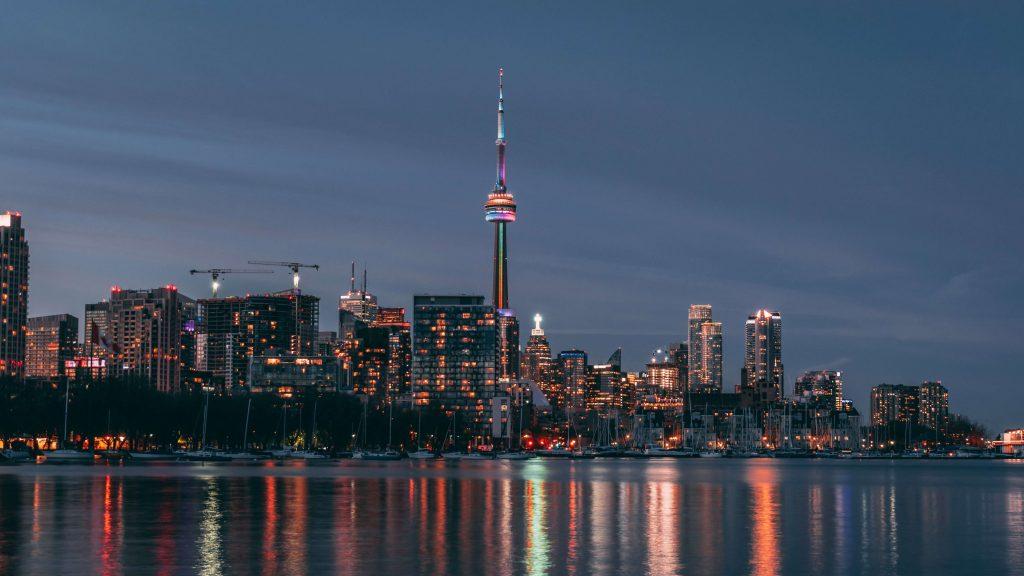 North York is a popular neighbourhood in Toronto.