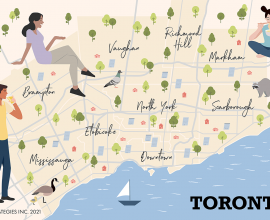 Toronto has lots of different neighbourhoods and each of them have a different average cost of rent — which toronto neighbourhood is right for you?