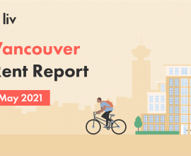 Vancouver rent report for may 2021