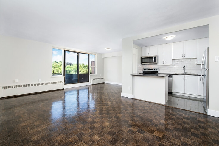 Affordable toronto apartment rental.