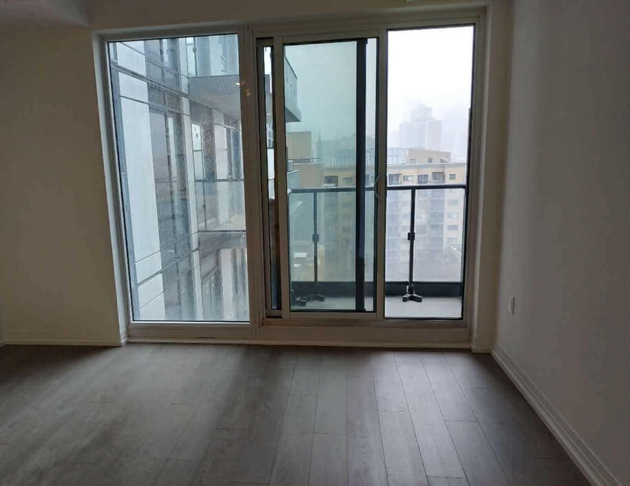 A studio apartment for rent in Downtown.