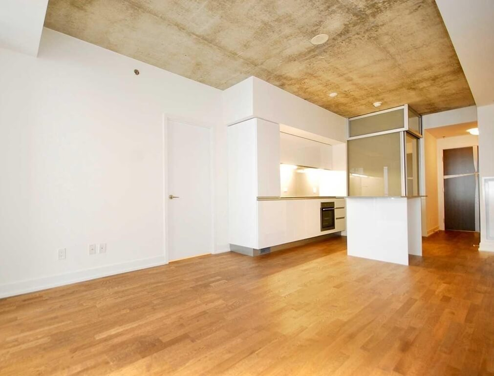 A two-bedroom apartment for rent in Downtown.