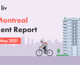 Montreal Rent Report for May 2021