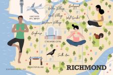 Richmond Neighbourhood guide.