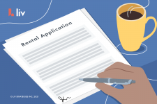 Rental applications in Ontairo