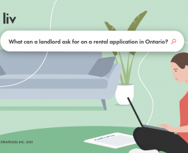 Applying for a place to rent in Ontario FAQ