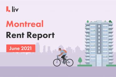 Montreal rent report in June.