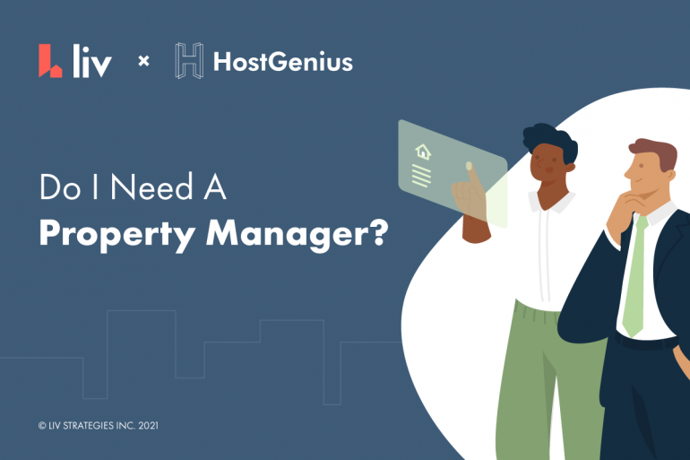 What do property managers do
